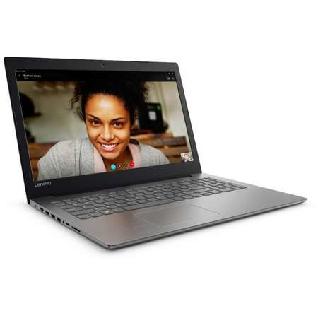 Laptop Lenovo IdeaPad 320-15ISK 15.6 inch HD Intel Core i3-6006U 4GB DDR4 1TB HDD Black