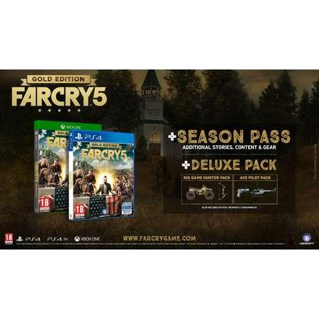 Joc consola Ubisoft Ltd FAR CRY 5 GOLD EDITION PS4