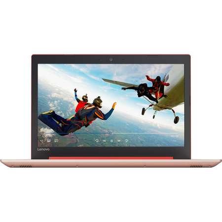 Laptop Lenovo IdeaPad 320-15IAP 15.6 inch Full HD Intel Celeron N3450 4GB DDR3 500GB HDD Coral Red