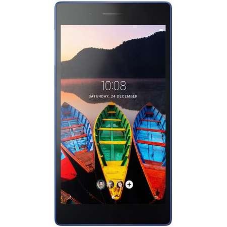 Tableta Lenovo Tab 3 730X 7 inch MediaTek 1.0 GHz Quad Core 1GB RAM 8GB flash WiFi 4G GPS Android 6.0 Black