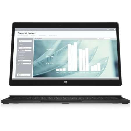 Laptop Dell Latitude E7275 12.5 inch Full HD Touch Intel Core M5-6Y57 8GB DDR3 256GB SSD Windows 10 Pro Black