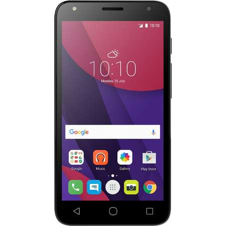 Smartphone Alcatel 5010D Pixi 4 Dual Sim Black