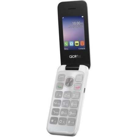 Telefon mobil Alcatel 2051D Dual Sim White