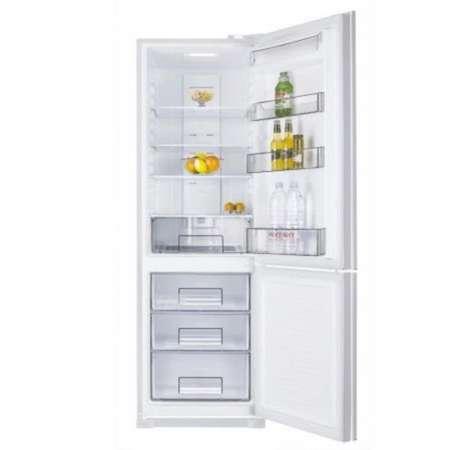Combina frigorifica Daewoo RN-T425RNB 332 l Clasa A+ NoFrost Sticla