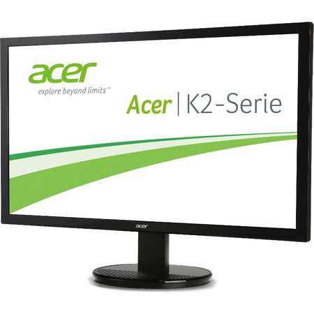 Monitor LED Acer K272HL 27 inch 4ms Black
