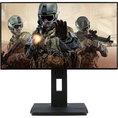 Monitor LED Gaming Acer BE270UABMIPRUZ 27 inch 6ms Black