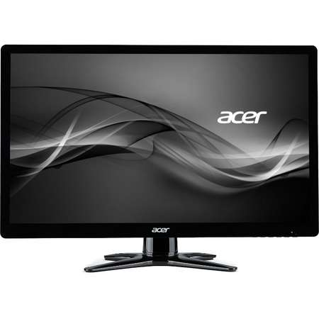 Monitor LED Acer G246HLBBID 24 inch 2ms Black