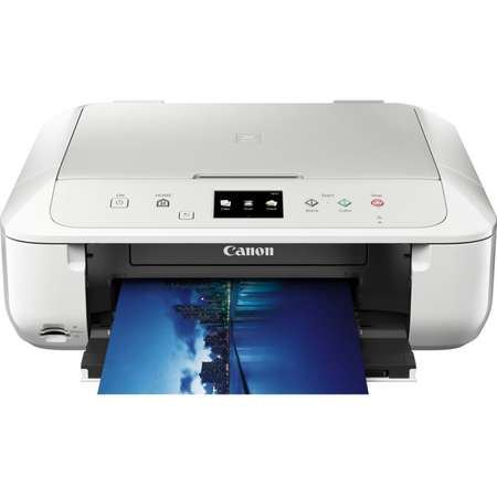 Multifunctionala Canon CANMG6851WH Inkjet A4 15 ipm Duplex Wireless Alb