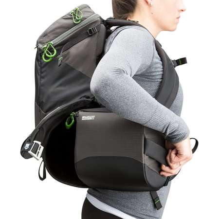 Rucsac foto MindShift Gear Rotation 180 Panorama Charcoal