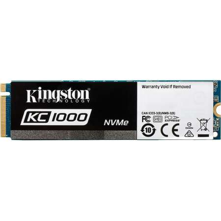 SSD Kingston KC1000 960GB PCI Express 3.0 x4 M.2 2280