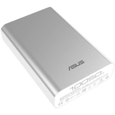 Acumulator extern Asus POWERBANK 10050mAh Argintiu