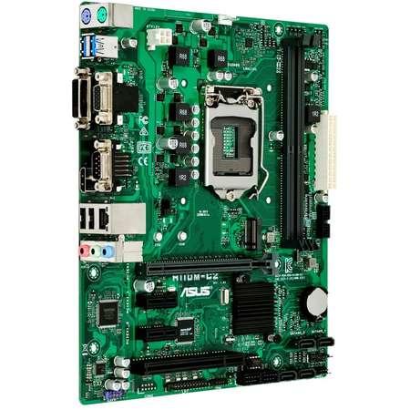 Placa de baza Asus H110M-C2/CSM Intel LGA1151 mATX