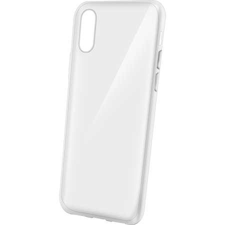 Husa Protectie Spate Celly GELSKIN900 pentru  APPLE iPhone X