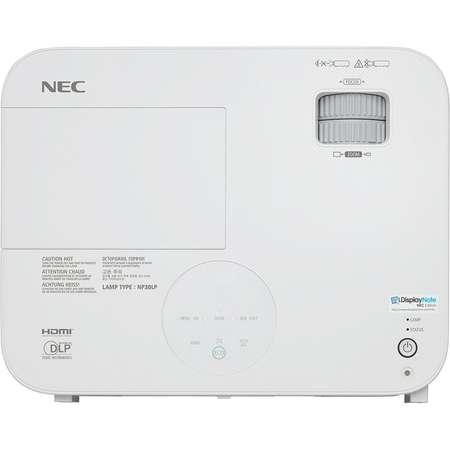 Videoproiector NEC M322X 3LCD XGA Alb