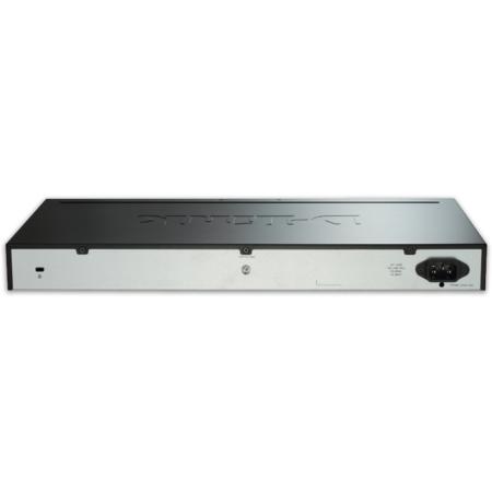 Switch DLink DGS-1510-52 48 porturi Negru