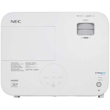Videoproiector NEC M403W DLP WXGA Alb