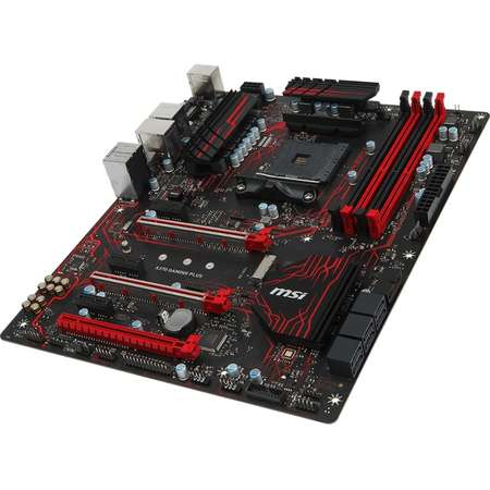 Placa de baza MSI X370 GAMING PLUS AMD AM4 ATX
