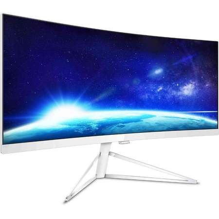 Monitor LED Gaming Curbat Philips 349X7FJEW/00 34 inch 4ms White
