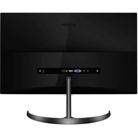 Monitor LED Philips 276E8FJAB/00 27 inch 4ms Black