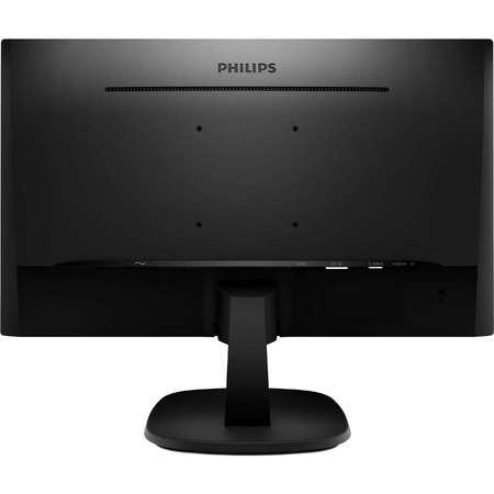 Monitor Philips 243V7QDAB/00 23.8 inch 5ms Black