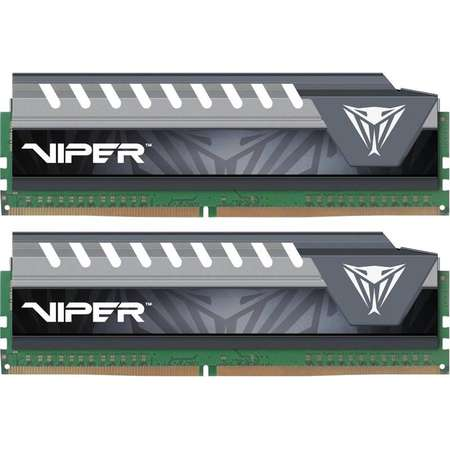 Memorie Patriot Viper Elite Grey 32GB DDR4 2133 MHz CL14 Dual Channel Kit