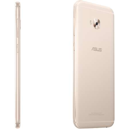 smartphone asus zenfone 4 selfie pro zd552kl 64gb dual sim 4g gold. Black Bedroom Furniture Sets. Home Design Ideas