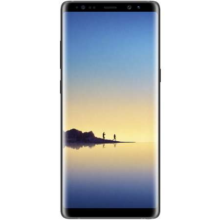 Smartphone Samsung Galaxy N950 Note 8 Dual SIM 64GB 4G Midnight Black