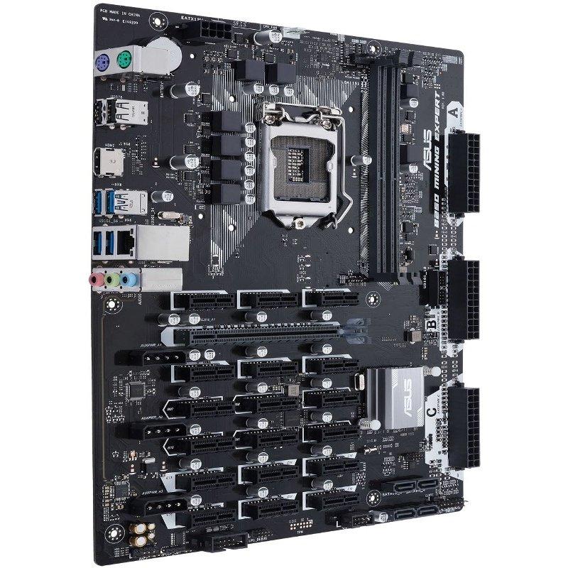 Placa De Baza B250 Mining Expert Intel Lga1151 Atx