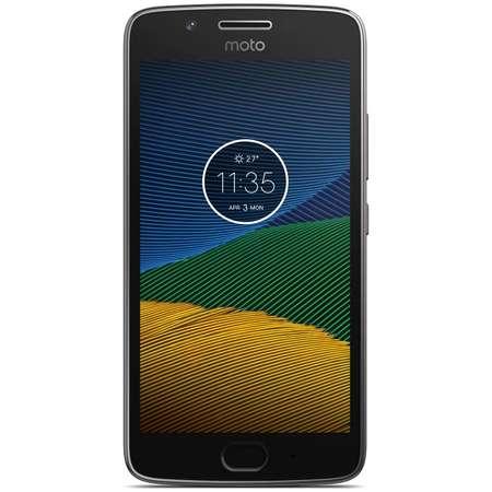 Smartphone Motorola G5 16GB Dual SIM 4G Dark Grey