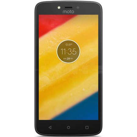 Smartphone Motorola C Plus 16GB Dual SIM 4G Black