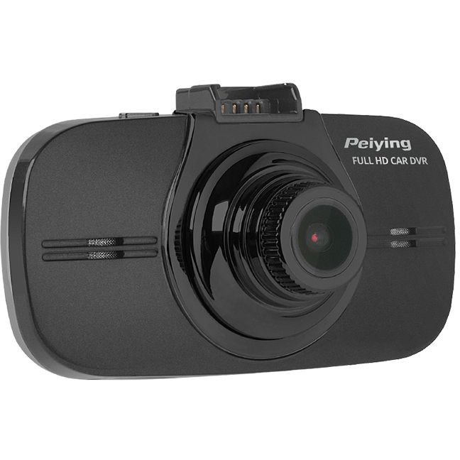 Camera auto PY0019 2.7 inch FullHD Black thumbnail