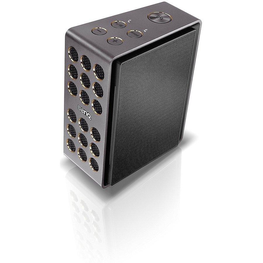 Boxa portabila treVolo Bluetooth Black thumbnail