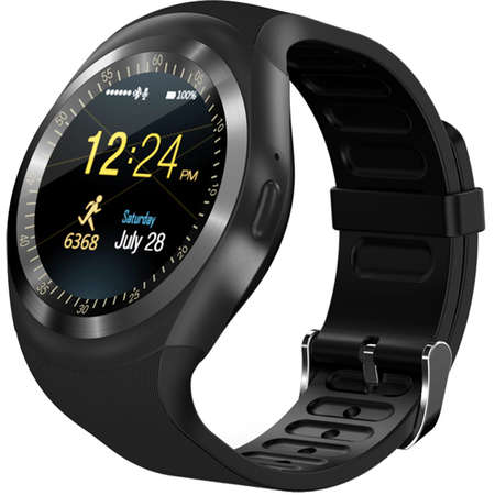 Smartwatch Star MTK6261 Y1 Cu Sim Black