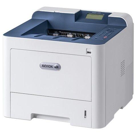 Imprimanta laser alb-negru Phaser 3330DNI A4 Duplex Wi-Fi Gri thumbnail