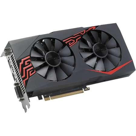 Placa video Asus Radeon RX 570 Expedition O4G 4GB DDR5 256bit