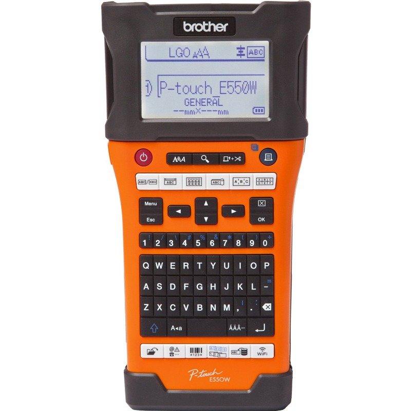 Imprimanta termica PT-E550W Monocrom Banda 24 mm thumbnail