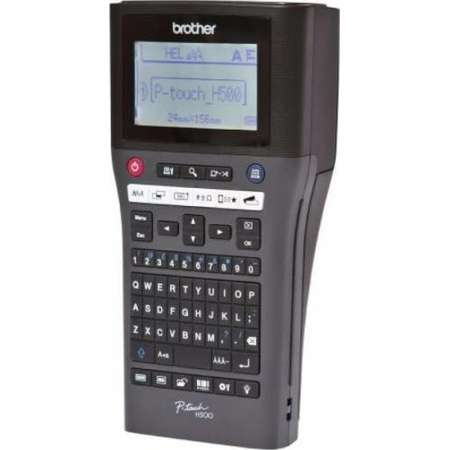 Aparat de etichetat Brother PTH500 P-Touch
