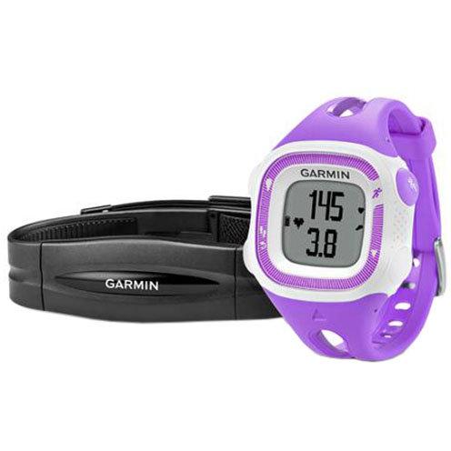 Smartwatch Forerunner 15 cu banda HR inclusa S Purple thumbnail