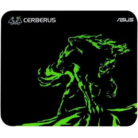 Mousepad Gaming Asus Cerberus Mini Green