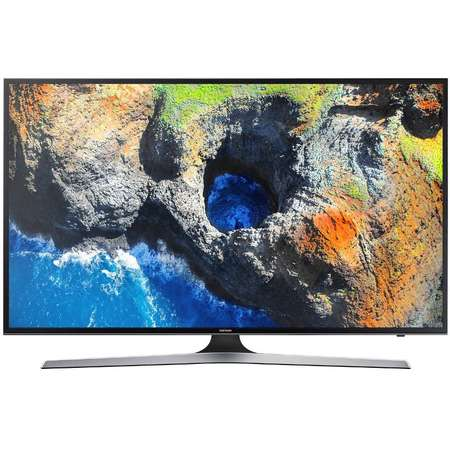 Televizor Samsung LED Smart TV UE50 MU6102 124cm Ultra HD 4K Black