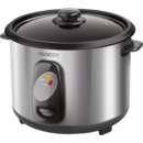 SRM 1550SS Rice Cooker 500W Silver