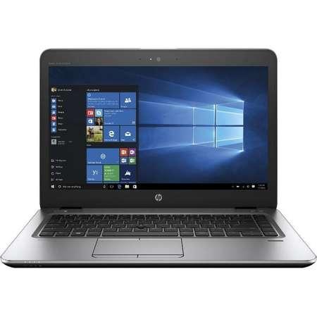 Laptop HP EliteBook 840 G4 14 inch Full HD Intel Core i5-7200U 8GB DDR4 256GB SSD FPR 4G Windows 10 Pro Silver