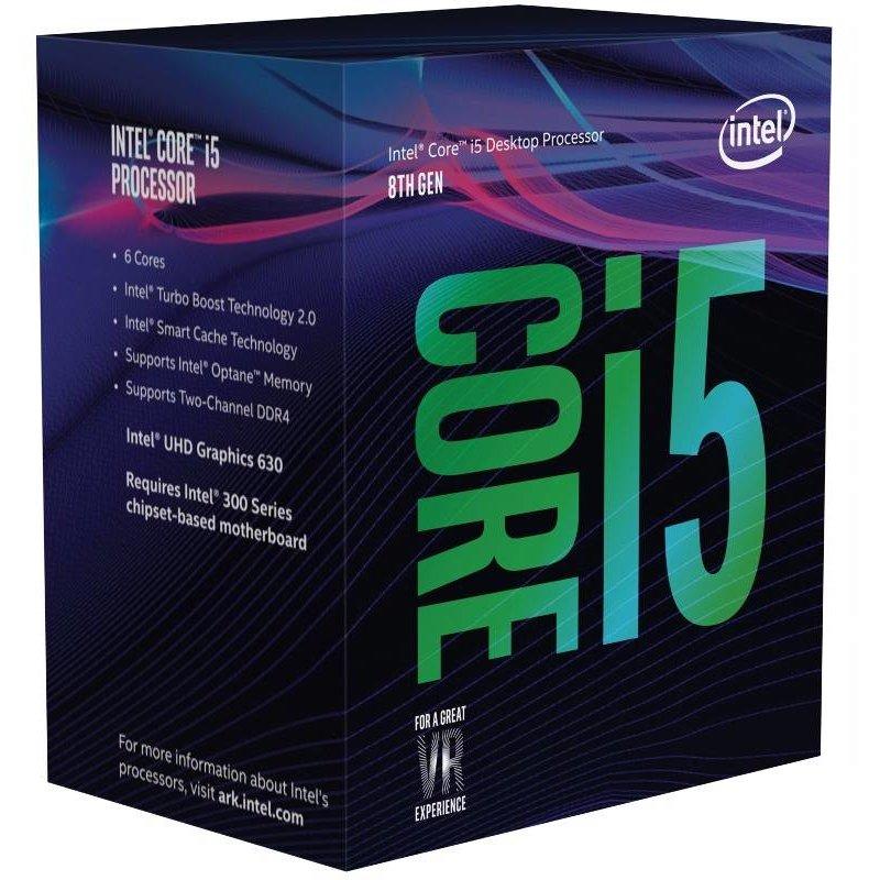 Procesor Core I5-8600k Hexa Core 3.6 Ghz Socket 1151