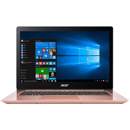 Laptop Acer Swift SF314-52G 14 inch Full HD Intel Core i5-8250U 8GB DDR4 256GB SSD GeForce MX150 2GB Win 10 Pink