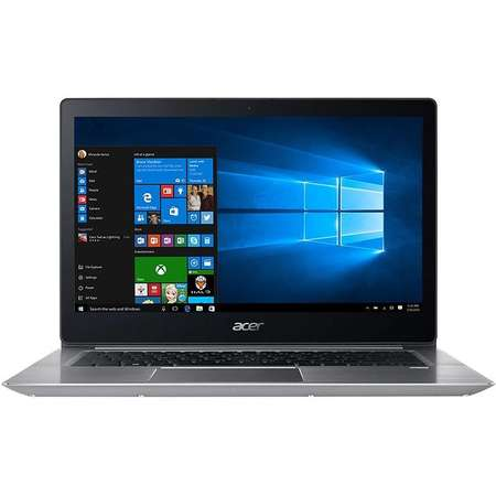 Laptop Acer Swift SF314-52 14 inch Full HD Intel Core i5-8250U 8GB DDR4 256GB SSD Windows 10 Silver