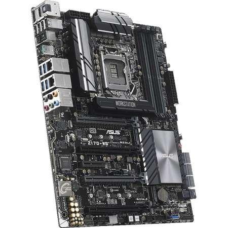 Placa de baza Asus Z170-WS Intel LGA1151 ATX