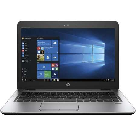 Laptop HP EliteBook 840 G4 14 inch Full HD Touch Intel Core i5-7200U 8GB DDR4 512GB SSD FPR Windows 10 Pro Silver