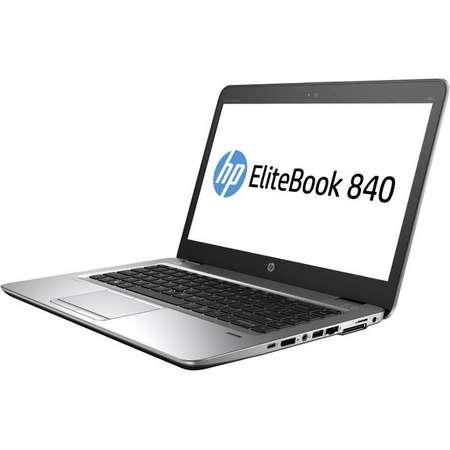 Laptop HP EliteBook 840 G4 14 inch Full HD Intel Core i5-7200U 16GB DDR4 256GB SSD FPR Windows 10 Pro Silver