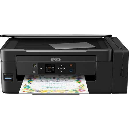 Multifunctionala Epson L3070 Color A4 Wi-Fi Negru