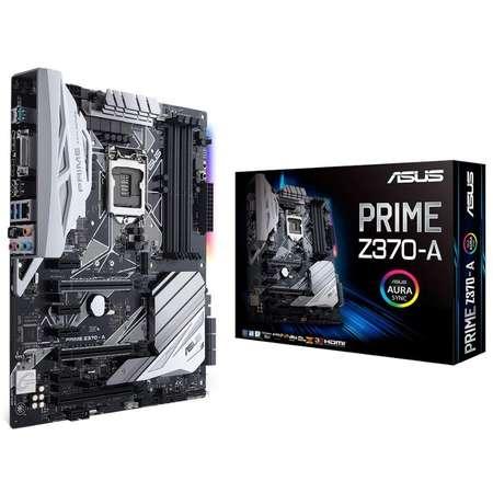 Placa de baza Asus PRIME Z370-A Intel LGA1151 ATX
